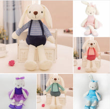 Cute Plush Dressed Animals