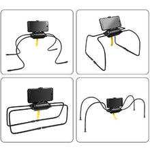Adjustable Flexible Spider Smartphone and Tablet Holder