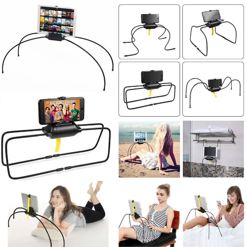 31% OFF - LIMITED TIME OFFER - Adjustable Flexible Spider Smartphone and Tablet Holder