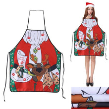 Adult Holiday Apron
