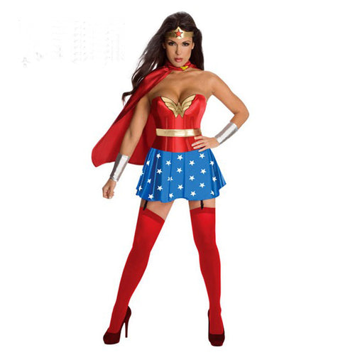 25% OFF - LIMITED TIME OFFER - Adult Wonder Woman Costume