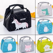 40% OFF - LIMIED TIME OFFER - Animals Design Insulated Lunch Bag