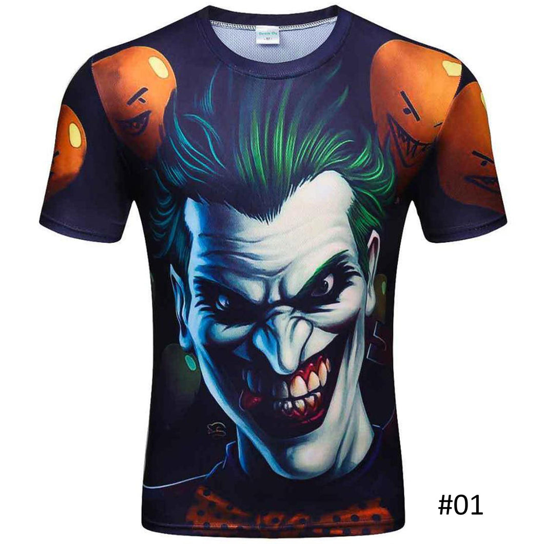 Suicide Squad Short Sleeve Shirt