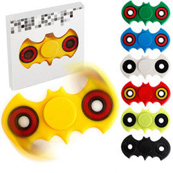Batman Plastic Fidget Tri-Spinner - 7 Colours