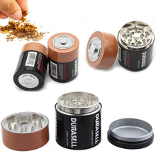 40% OFF - LIMITED TIME OFFER - Battery Shaped Grinder
