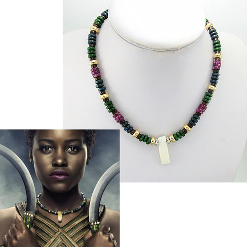 Black Panther Nakia Necklace