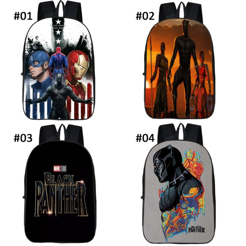 22% OFF - LIMITED TIME OFFER - Avengers Black Panther Teen Backpack