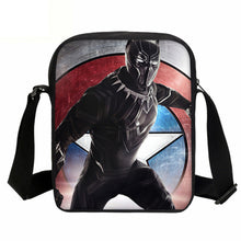 Avengers Black Panther Small Messenger Shoulder Bag