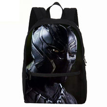 15% OFF - LIMITED TIME OFFER - Black Panther Teen Laptop Backpack with Front Pocket