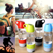 22% OFF - LIMITED TIME OFFER - Bluetooth Speaker Waterproof Bottle with Portable Compass Cup