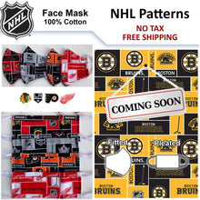 BOSTON BRUINS coming soon!! - NHL Hockey Team Face Mask (Licensed Fabric)