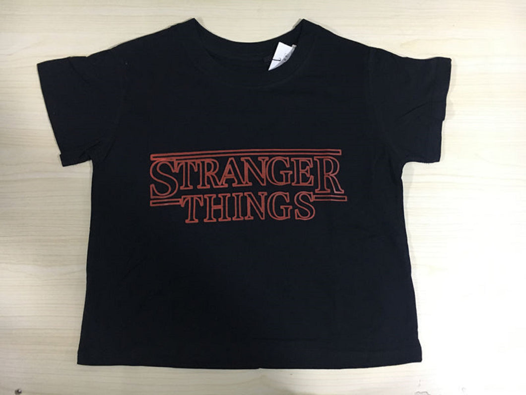 Stranger Things Sexy Crop Top