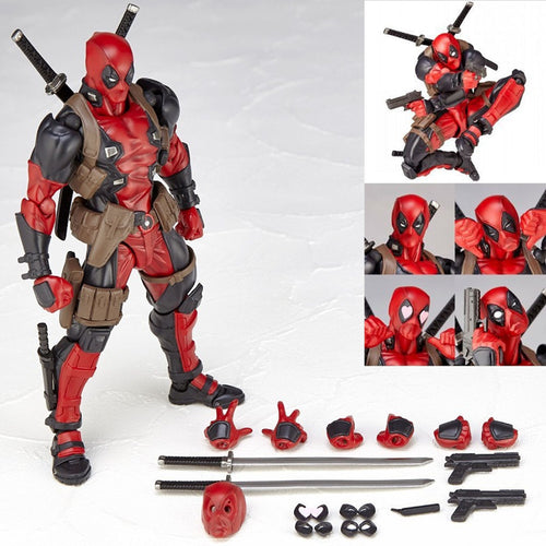 20% OFF - LIMITED TIME OFFER - Deadpool PVC Action Figure