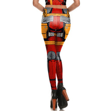 Deadpool Women Leggings