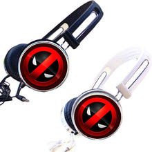 28% OFF LIMITED TIME OFFER - Deadpool Headphones
