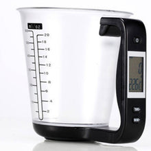 40% OFF - LIMITED TIME OFFER - 4-in-1 Digital Measuring Cup, Scale, Thermometer and Timer