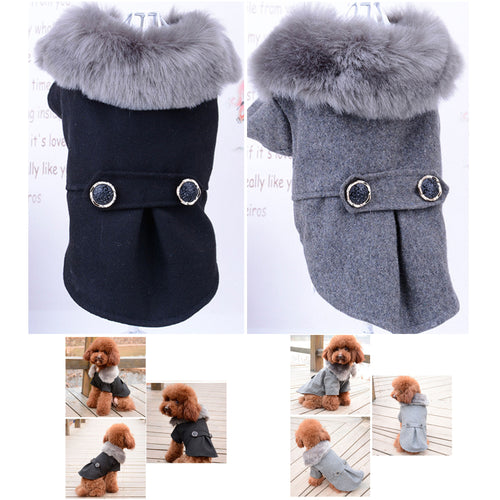 Dog Trench Coat