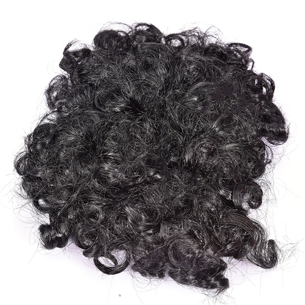 Cat and Dog Soft Synthetic Curly Wig - 3 Colours