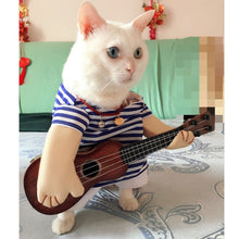 Cat and Dog Guitar Player Costume