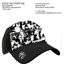 Rolling Stones | Exile Allover Baseball Hat