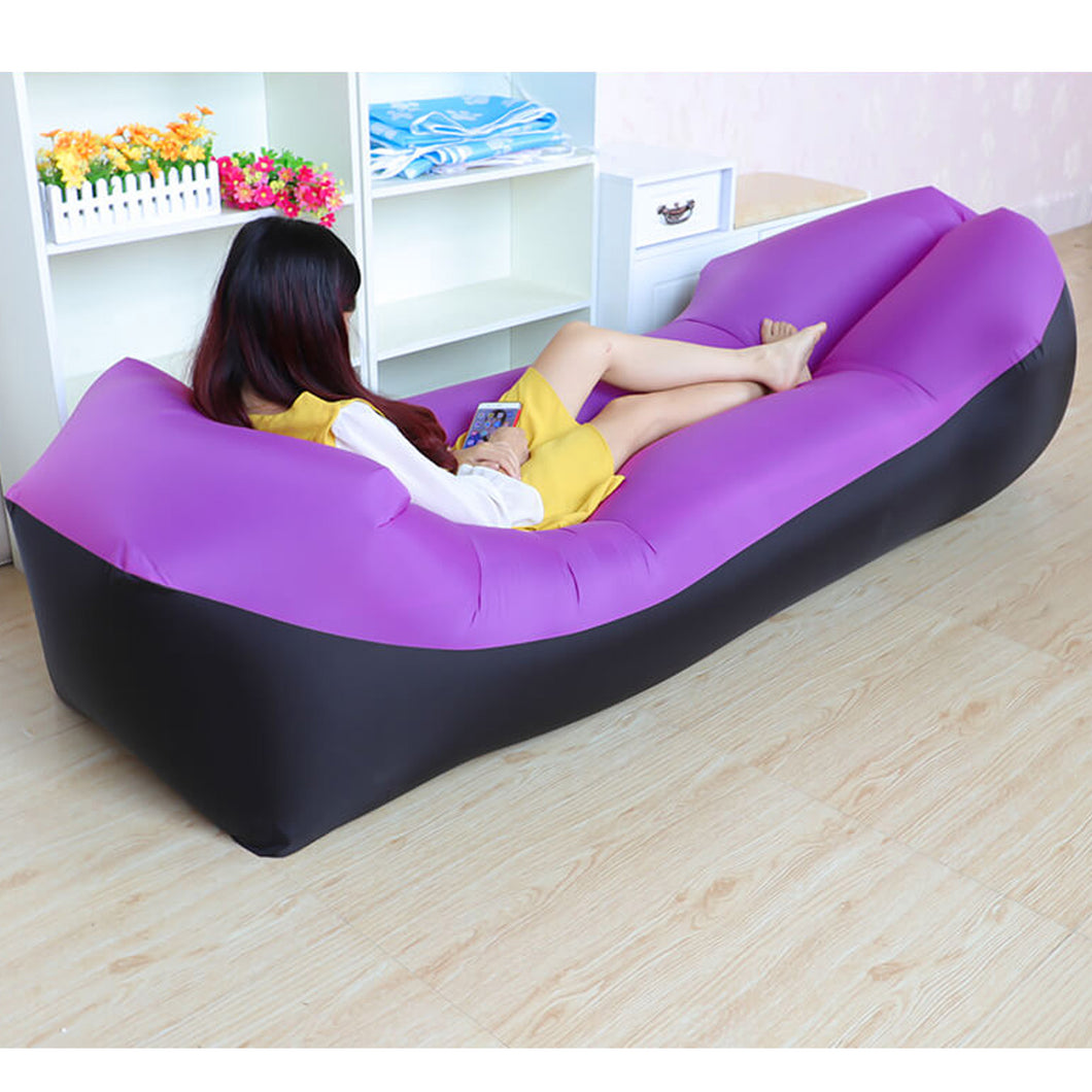 25% OFF - LIMITED TIME OFFER - Fast Inflatable Air Lounger Sofa Chair