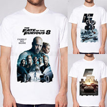 Fast and Furious 8 T-shirt - 3 Designs Available