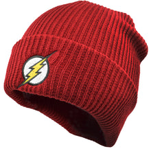 Flash Winter Knitted Hat - 2 Colours
