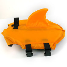 Shark Looking Life Jacket - For French Bulldog, Boston Terrier, Pug and similar dog sizes
