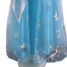 Frozen - Elsa Blue and White Dress or Set