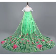 28% OFF - LIMITED TIME OFFER - Frozen - Elsa Green Dress