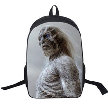 22% OFF LIMITED TIME OFFER - Game of Thrones Night King and White Walkers Backpack - 4 Designs