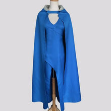 20% OFF - LIMITED TIME OFFER - Game of Thrones Daenerys Targaryen Blue Dress Costume with or without Wig