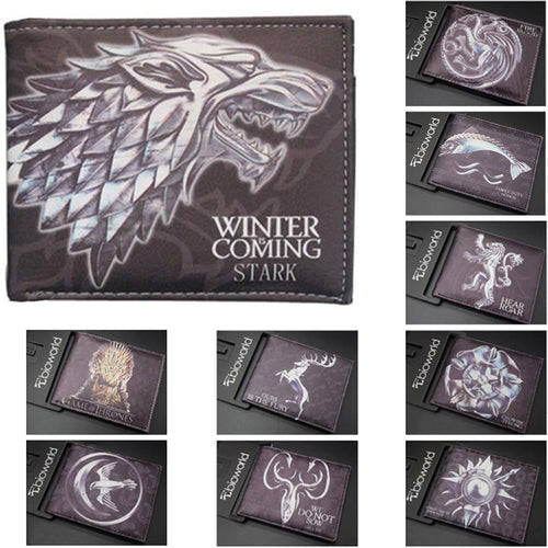 20% OFF LIMITED TIME OFFER - Game of Thrones Wallet