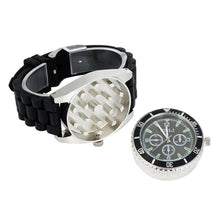 40% OFF - LIMITED TIME OFFER - Herb Spice Tobacco Wristwatch Grinder