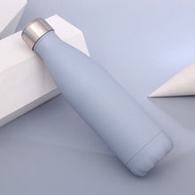 Custom Laser Engraved Stainless Steel Insulated Bottle - 500ml