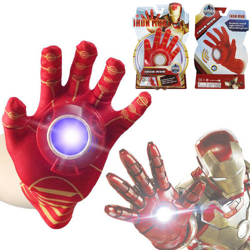 Iron Man Kids Glove - Sound and Light