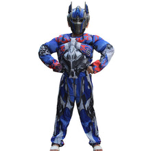 22% OFF - LIMITED TIME OFFER - Kid's Muscle Costumes - Bumblebee and Optimus Prime