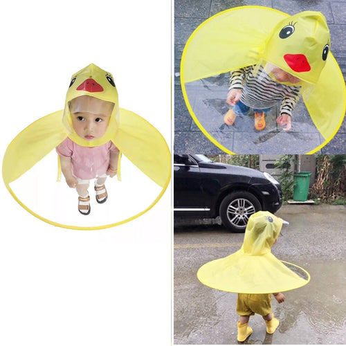 33% OFF - LIMITED TIME OFFER - Adult & Kid's Duck Rainwear