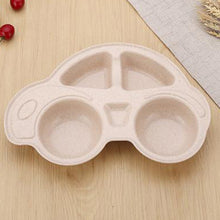 20% OFF - LIMITED TIME OFFER - Kids' Car Shaped Plate