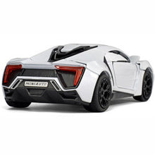 Fast & Furious 7 Mini Lykan Hypersport Cars. Pull Back Miniature Cars Scale 1:32  - 4 Colours