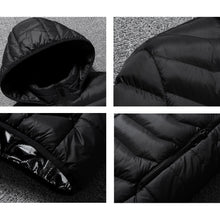 30% OFF - LIMITED TIME OFFER - Lightweight Hooded, USB Heated Jacket