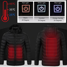 25% OFF - LIMITED TIME OFFER - Lightweight Hooded, USB Heated Jacket