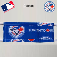 *PROMO* MLB Blue Jays Face Mask (Licensed Fabric)