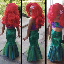 The little Mermaid Ariel Costume