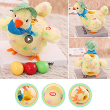 30cm Singing and Laying Eggs Mother Hen Electronic Toy