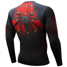 Spider-Man Long Sleeve Compression Shirt