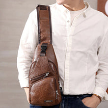 28% OFF LIMITED TIME OFFER - PU Leather Chest Bag