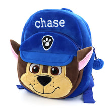 Paw Patrol Small Kid's Plush Backpack