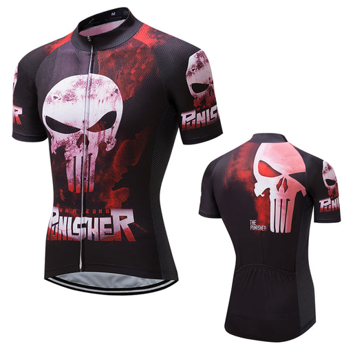 Punisher Cycling T-Shirt
