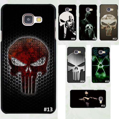 Punisher Samsung Case - A3 A5 A7 A8 A9